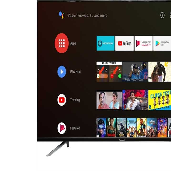 Android TV 4K Panasonic TH-49FX550V (49 inch)